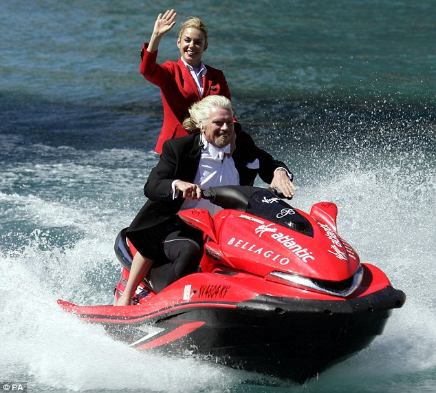How to channel Richard Branson's charm and avoid Uber's flops